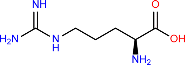 This is the chemical structure of Larginine  We deliver Get the best of About Education in your inbox Thanks Youre in!